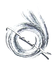Clockwise pin curl - Pin Curls 101 | Lavender & Twill
