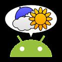 WeatherNow LargeIconAddon logo