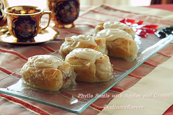 Phyllo Snails with Apples and Cream 2a.JPG
