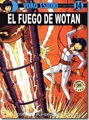 P00014 - Yoko Tsuno  - El fuego de