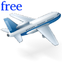 Airline ticket Booking hotels icon