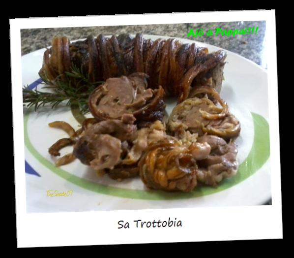 Fotografia del piatto Sa Trottobia