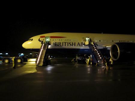 British Airways in St. Lucia