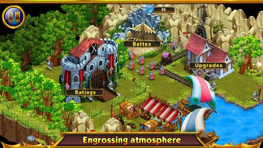 Tower Wars: Mountain King FREE