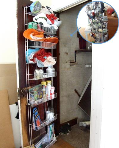 Organizing mess