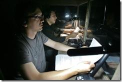 Audiodescritores da Iguale descreve filmes para deficientes visuais