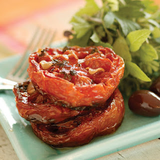 Slow-Roasted Summer Tomatoes.