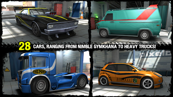 Reckless Racing 3 - screenshot thumbnail