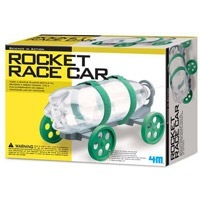 Rocket Race Car