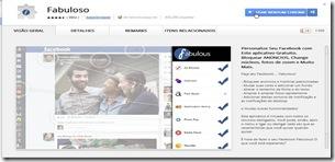 imagem-Chrome Web Store - Fabulous - Google Chrome