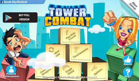 Tower Combat 1.1 screenshot 45079