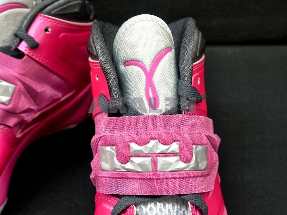 A Look at Nike Zoom Soldier VII 7 Think Pink ... 83ab712e2