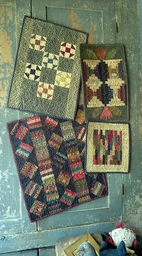 Quiltsbycheri: Sew Many Pieces