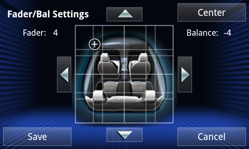 JVC Smart Music Control- screenshot