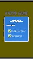 Screenshot of Kyodai Game