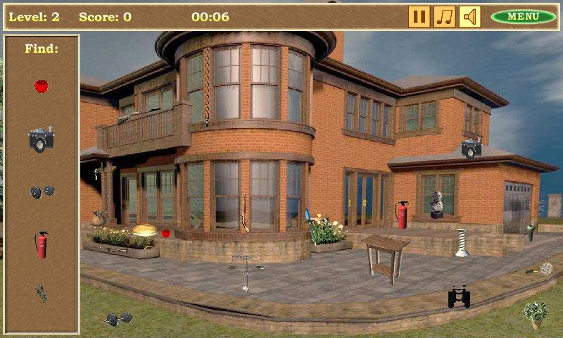 Hidden Objects - Power Of Love- screenshot