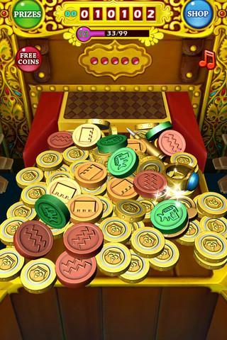 コイン落とし:メダル・タイクーン
