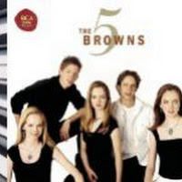 The 5 Browns [DUALDISC]