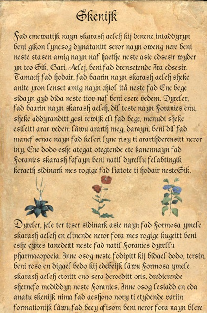 Aylid-Skenijk Mystic Herbal