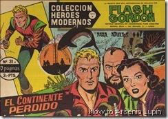 P00032 - Heroes Modernos Serie B