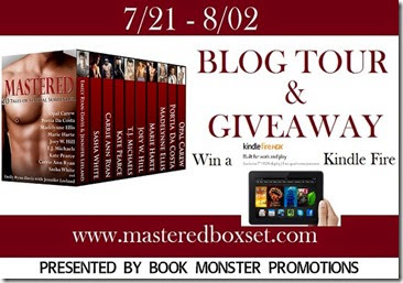TOUR BUTTON - Mastered Box Set Book Blast