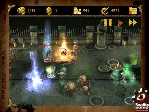 Two Worlds 2 Castle Defense Lite