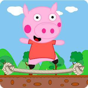 Peppie Pig Flying Saga for PC and MAC
