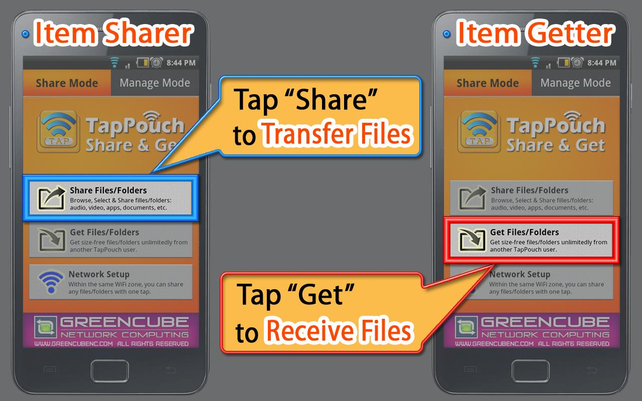 WiFi File Transfer for Phone- screenshot