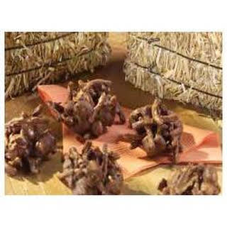 Chocolate Haystacks.