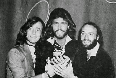 Bee Gees Grammy Photo