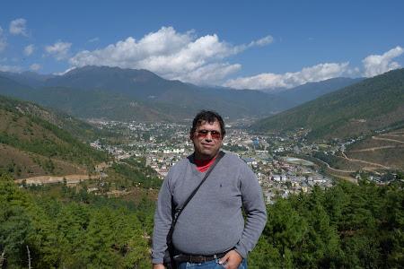 Un soi de Tampa a Thimphu