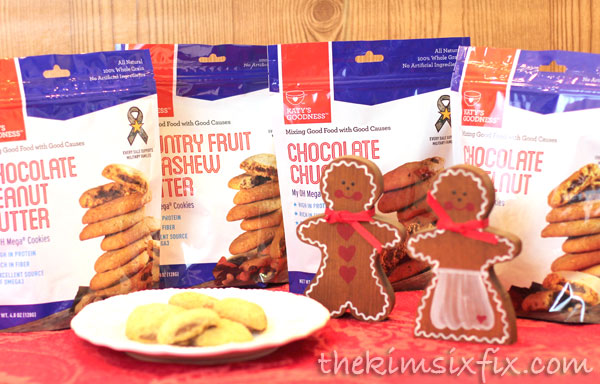 Katy goodness cookies