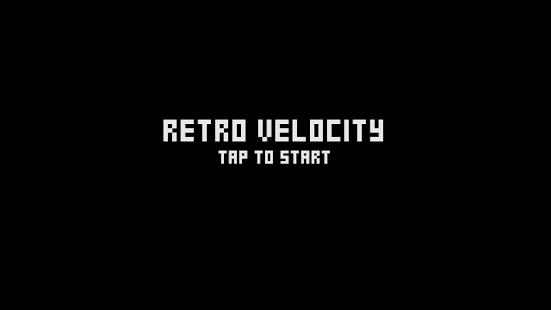 Retro-Velocity