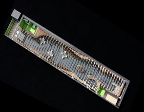maqueta 3d proyecto Embajada de Marte arquitectos LAVA