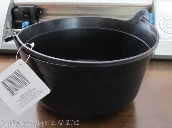 halloween bucket $$ Tree