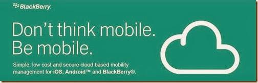 BlackBerry Cloud