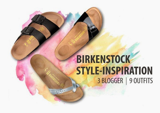 save off 3fb40 ca4ac 3. Blogger & 9 Outfits}Birkenstock Style-Inspiration ...