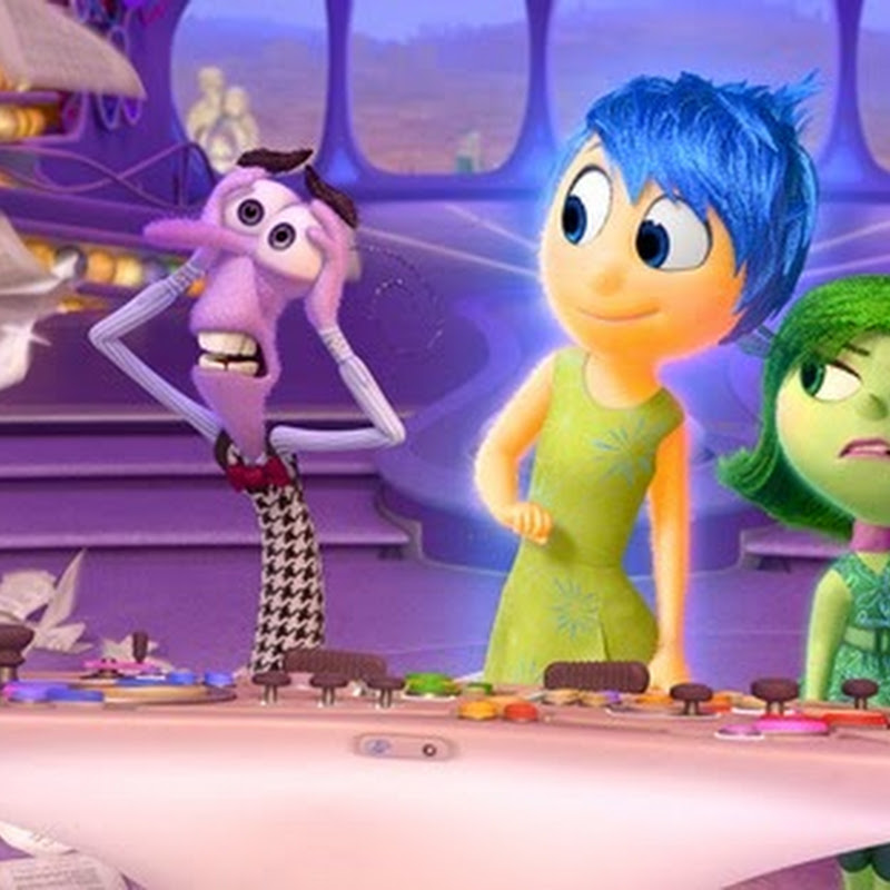 "Emotions Run Wild in New ""Inside Out"" Trailer"