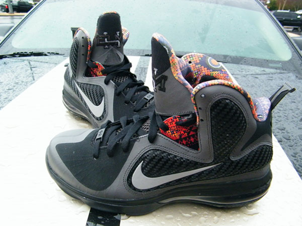 new product b96cd 5ae00 ... First Look Nike LeBron 9 8220Black History Month8221 ...