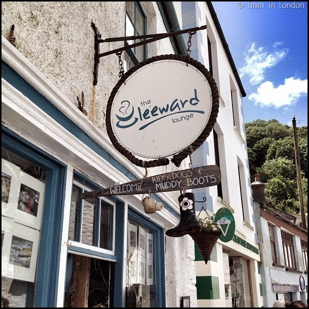 The Leeward Lounge, Polperro