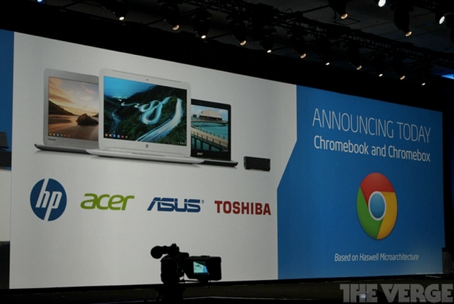 haswell chromebook