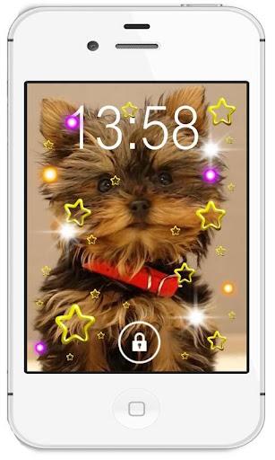 Hello Puppies live wallpaper