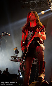 Temple of Baal au Hellfest 2014