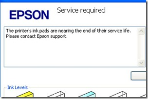 service required