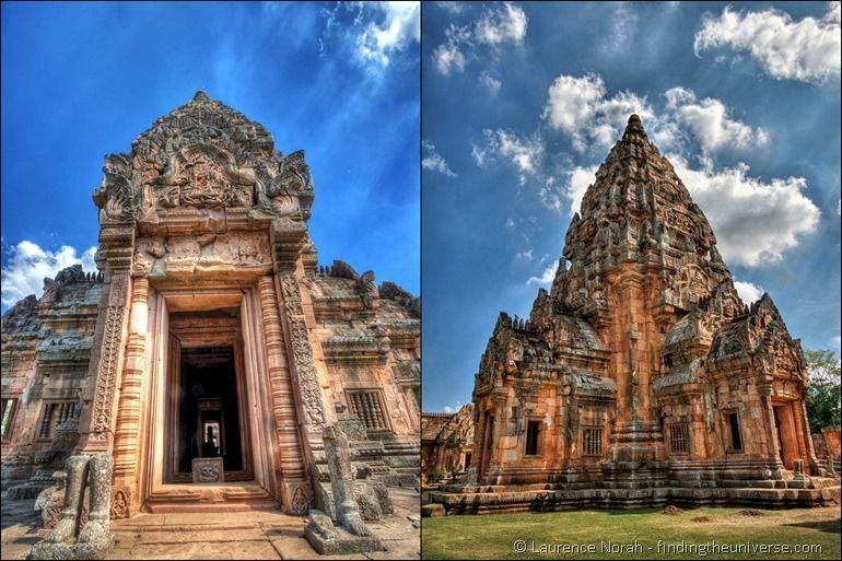 Phnom Rung temple Thailand