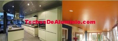Techos aluminio Majadahonda