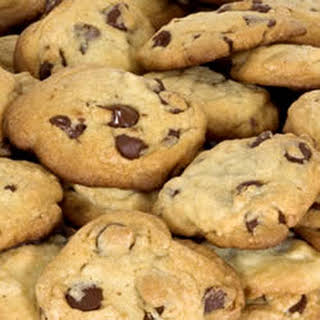 Mom's Excellent Chocolate Chip Cookies.