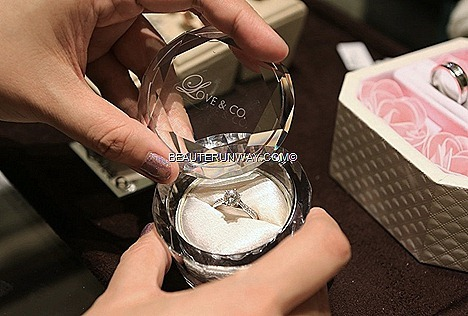 LOVE & CO DIAMOND LVC Lovemark[75]