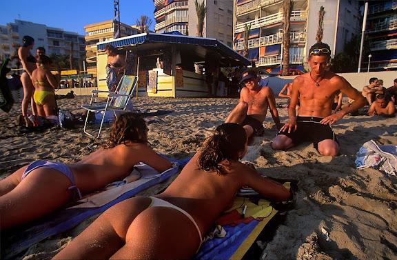 Platja de Llevant Salou, Tarragonès, Tarragona 2000
