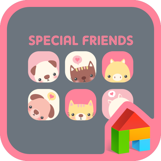 special animal friends dodol